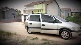 Chevrolet Zafira mewah tapi murah