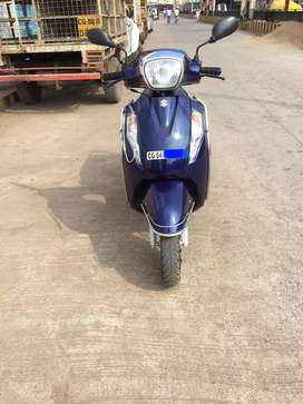 Suzuki Access125 sale for excellent condition,insurance is also valid