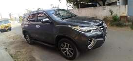 Toyota Fortuner 4x2 Automatic, 2018, Diesel