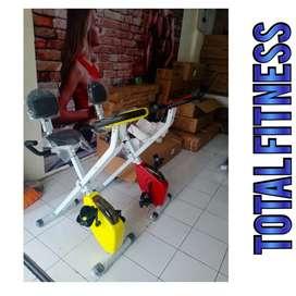 Grosir Sepeda statis x bike alat fitness / Treadmill Bf33
