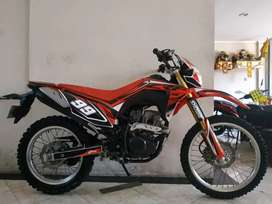 Crf 150 cc thn 2018 bali dharma motor