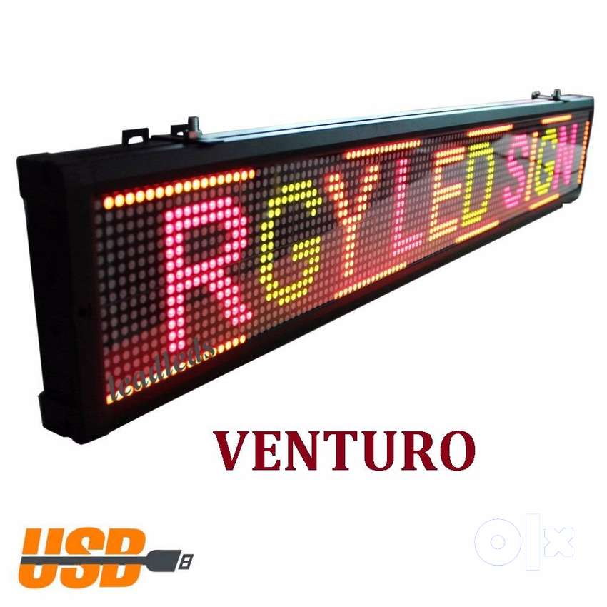 VENTURO LED SCROLLING DISPLAY 0