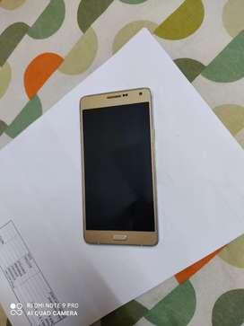 "Samsung mobile A7 16GB/2GB/5.5""/Full HD LED"