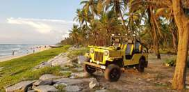 Open Jeep for sale, 1984 model, perfect condition