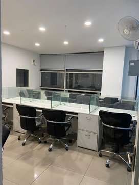 Furnished Office  space in phase 8b industrial area mohali