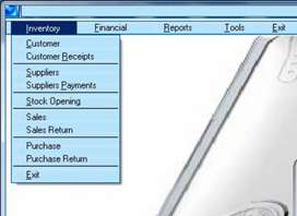 Point of Sales software from Rs.9990