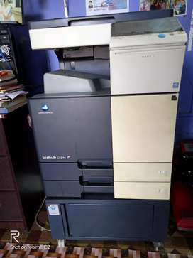 Konica Minolta Bizhub c224e Digital Multicolour Printer
