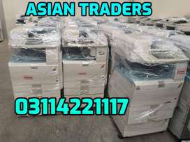 Ricoh MP C6502/8002 with Finisher Photocopier Printer Scanner Rental