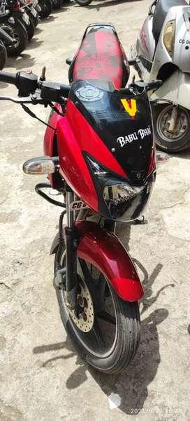 Pulser 150 red color mint