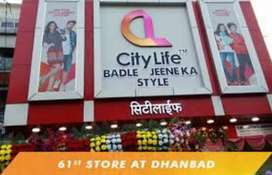 REQUIREMENT SHOPPING MALL GIRLS AND BOYS