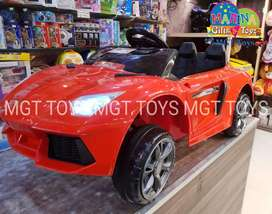 Kids Lamborghini electric car door open