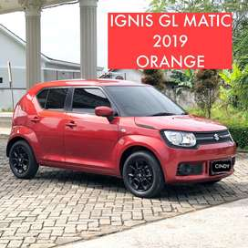 IGNIS GL MATIC 2019