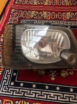 Maruti 800 light