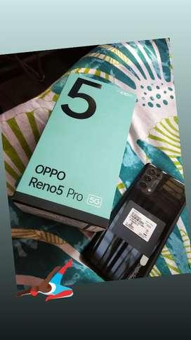 Oppo Reno 5 pro 10 days old