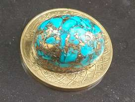 Batu firus pyrus urat emas persia