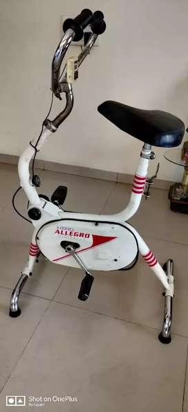 Hero Allegro Digital 1, home exercise cycle