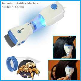 "V Comb Antilice Machine,  Be the desire. ""We have all what you want"
