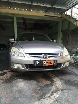New Accord VTiL 2004 manual