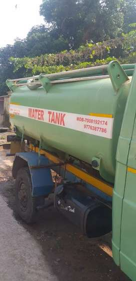 Water tanker for any place required water then call