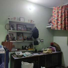2 bhk room furnished