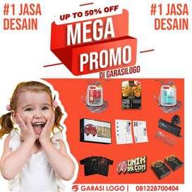 Jasa Desain logo Branding Kalender dan Arsitektur rumah kantor murah