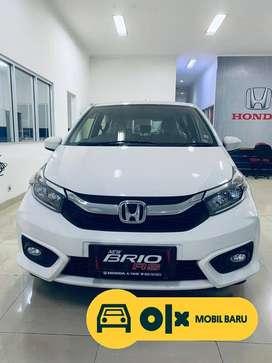 [Mobil Baru] TERLARIS Honda brio satya 2021