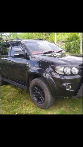 Fortuner 2011 G luxury metic