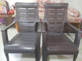 Nilkamal Sunday Chair
