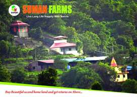 Buying plots Get the GOLD COIN on booking plot in DIWALI @ SUMAN FARMS