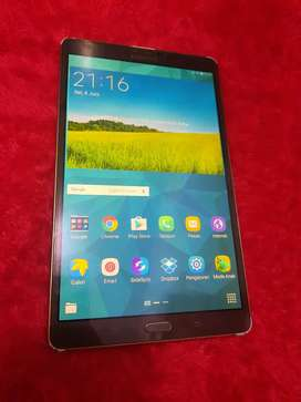 Samsung Galaxy Tab S Jaringan 4G Minus Jual murah