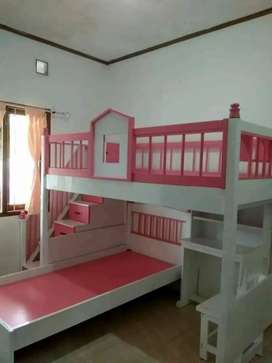 Bedkit Tempat tidur anak minimalis modern. Pesan Pembayaran Bisa COD