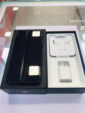Apple iphone 7 128gb jetblack lit use
