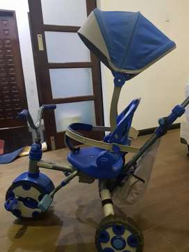 Sepeda Ank2 little tikes 4in1