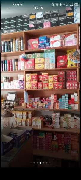 General store for sale in johar town