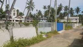 House Plots for Sale at Eanchakkal