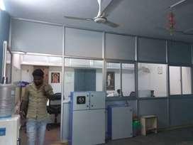 korattur 750 sf office/godown before drj hospital separate 3 phase eb