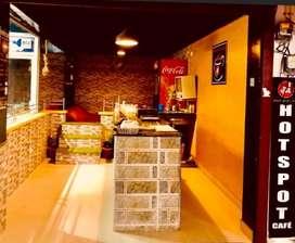 Hotspot Cafe For Sale