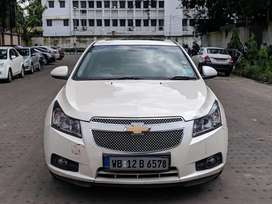 Chevrolet Cruze LTZ AT, 2010, Diesel