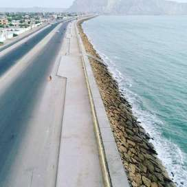 Commercial Plot for sale in Marine Back, Gwadar Plot No 286