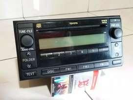 Audio Toyota Hilux Ori