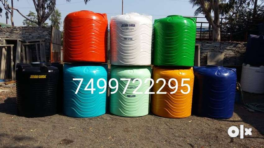 Brand New water tanks at wholesale price. 0