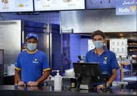Hiring Restaurant staff