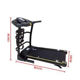 New Treadmil Electric sport Treadmil TL 636 tiga Fungsi ada Dumble