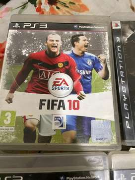 Play station Ps 3 cds n
