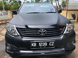 Toyota Fortuner TRD Sportivo Th 2014 Facelift KB