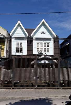 (RO) Rumah+toko Jalan Wahid Hasyim  Depok Sleman