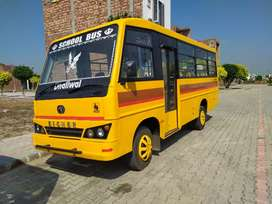 School bus for saling
