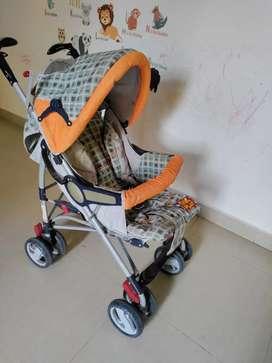 Pram or stroller