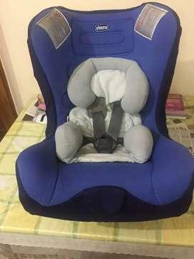 Chicco Eletta Car seat Blue