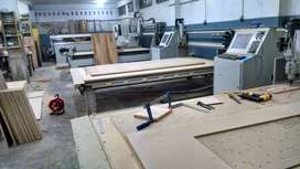 CNC WOOD ROUTER MECHINE